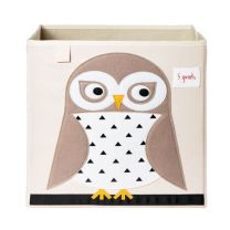3 Sprouts Storage Owl