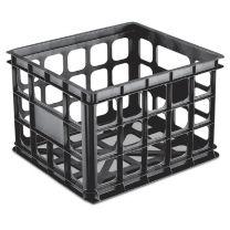 Storage Crate Black