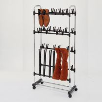 Dymon Chaucer Shoe & Boot Stand