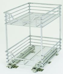 Dymon Alton 2 Tier Cabinet Slider