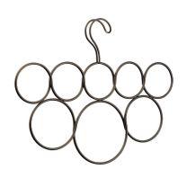 Classico®-Scarf-Hanger--8-Loop-Bronze-1