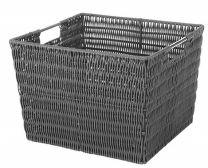 Rattique-Storage-Tote-Large---Grey-1