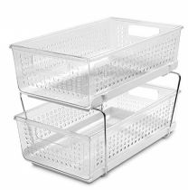 Madesmart® Two Basket Pullout