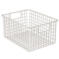 Classico Wire Basket 12 x 9 x 6in - Satin