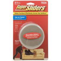 Super Slider Reusable 3.5in- 4pk