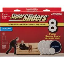 Super Slider Reusable  7in- 8pk