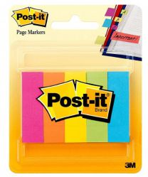 Post-It®--Page-Markers---Neon-1