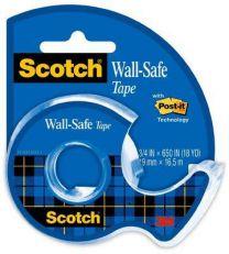 Scotch® Wall-Safe Tape