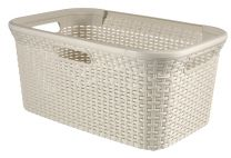 Curver-45L-Style-Basket-Crema-1