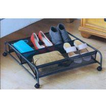 Under Bed Shoe Cart