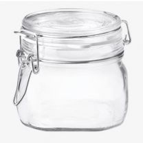 Fido Storage Jar 500ml - 17 oz