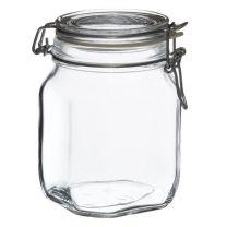 Fido Storage Jar 1L - 33.75 oz