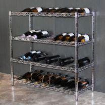 Dymon Four Tier Wine Rack