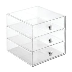 Clarity Original Three Drawer Organizer