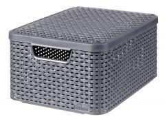 Curver Style Box Medium Grigio
