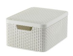 Curver Style Box Medium Crema