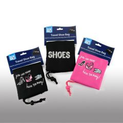 On The Go Shoe Bag